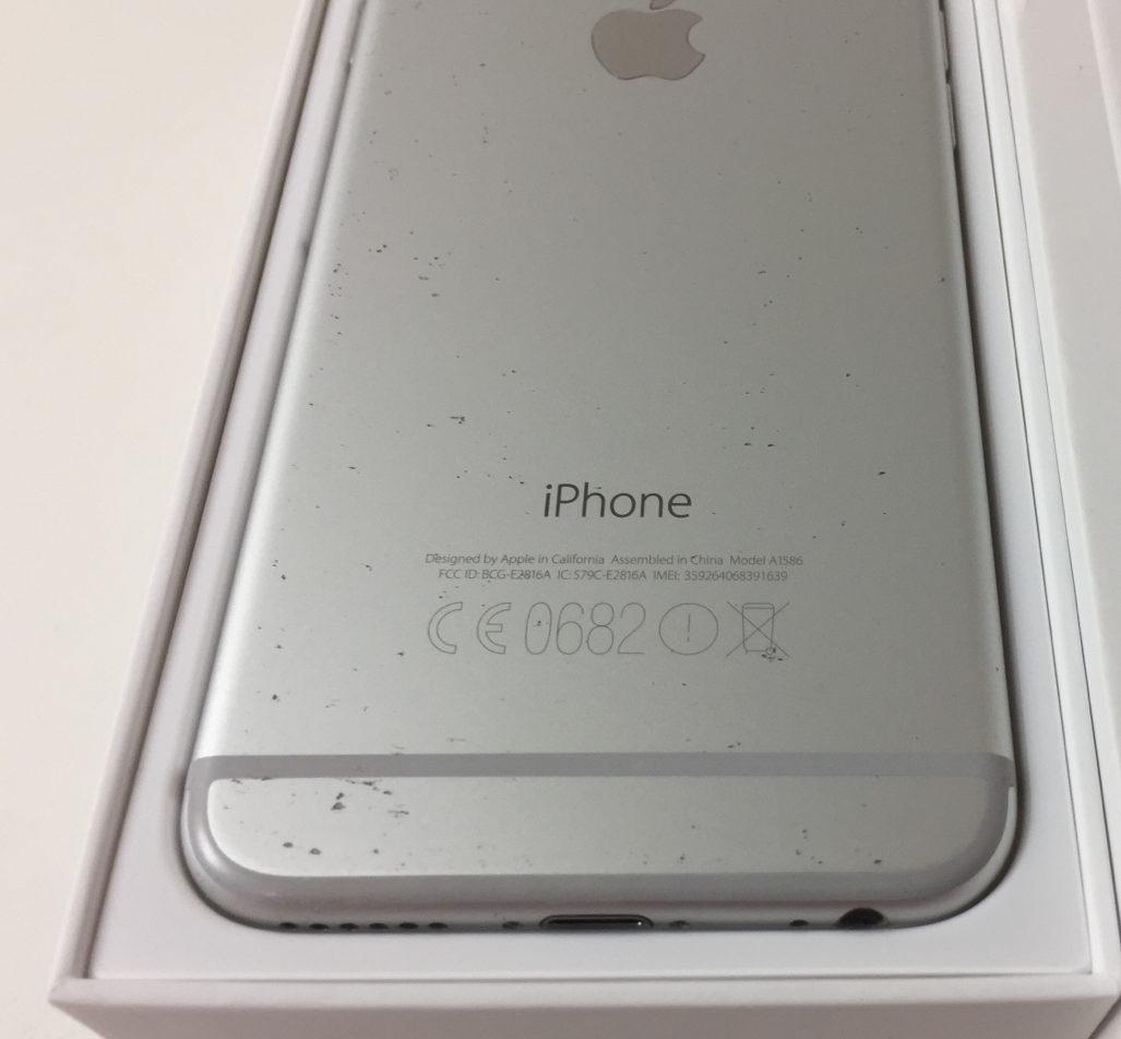 iPhone 6 16GB, 16 GB, Silver, Kuva 3