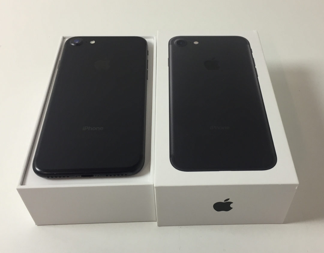 iPhone 7 256GB, 256 GB, Black, Kuva 2