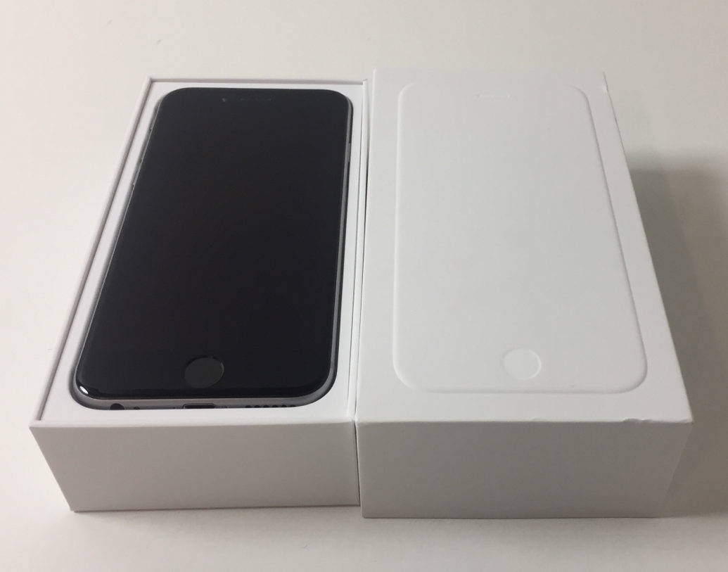 iPhone 6 16GB, 16 GB, Gray, Kuva 1