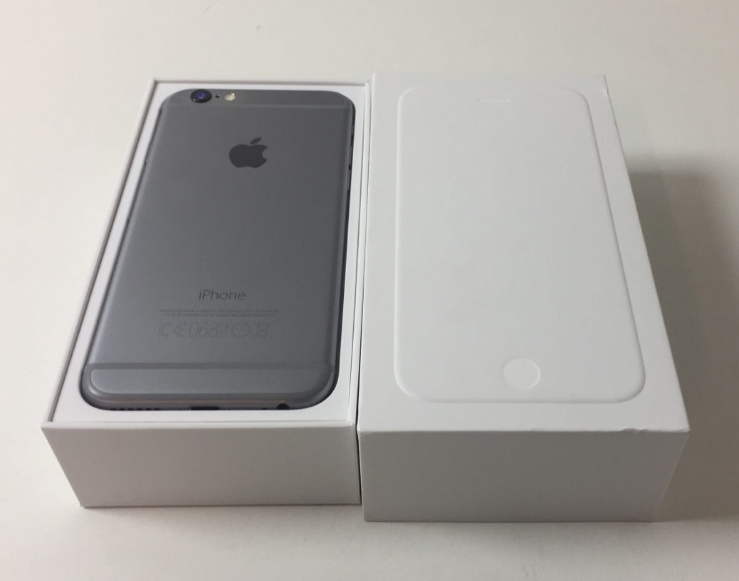iPhone 6 16GB, 16 GB, Gray, Kuva 2
