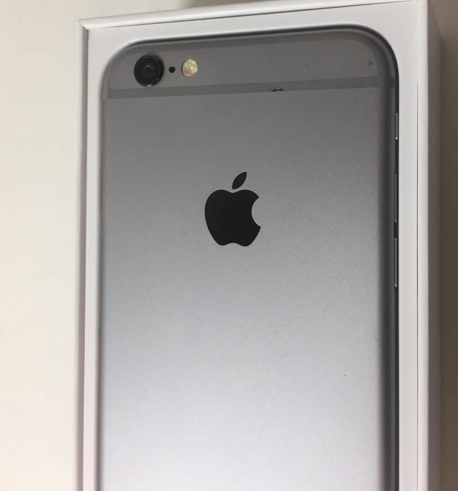 iPhone 6 16GB, 16 GB, Gray, Kuva 3