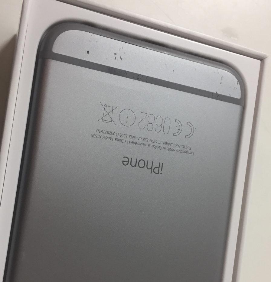 iPhone 6 16GB, 16 GB, Gray, Kuva 4
