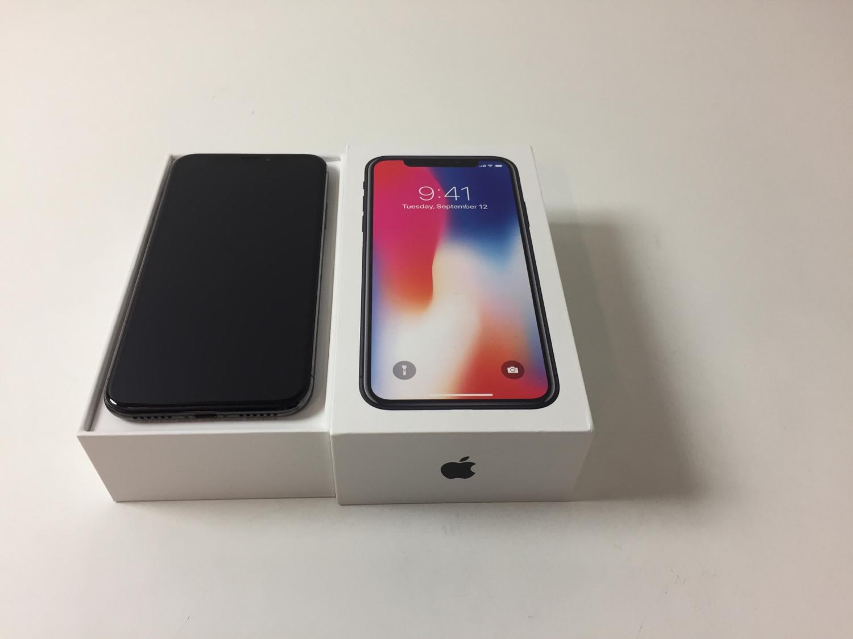 iPhone X 64GB, 64GB, Gray, imagen 1