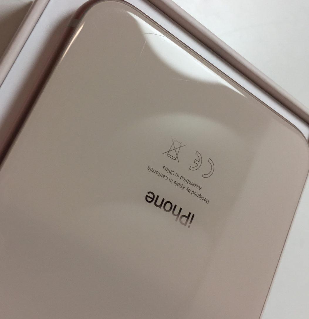 iPhone 8 Plus 64GB, 64 GB, Gold, Kuva 3