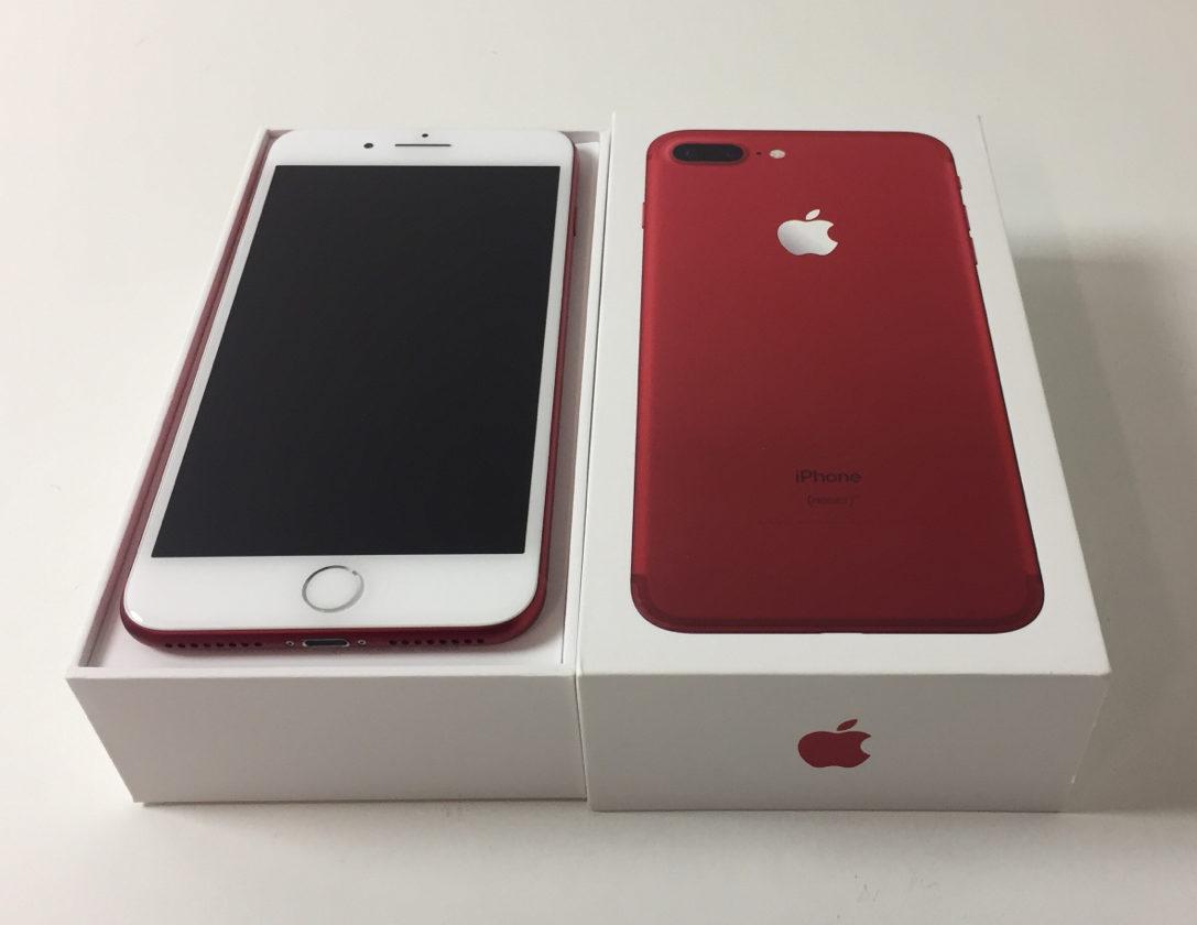 iPhone 7 Plus 256GB, 256 GB, RED, Kuva 1