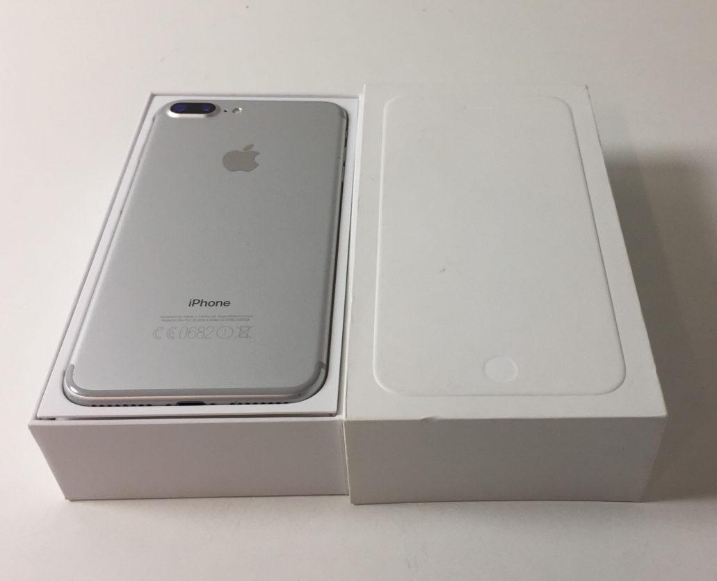 iPhone 7 Plus 256GB, 256 GB, Silver, Kuva 2