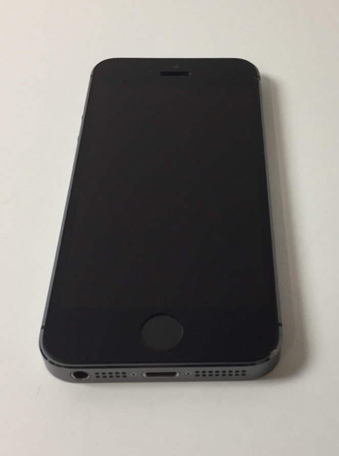 iPhone 5S 32GB, 32 GB, Gray, Kuva 1