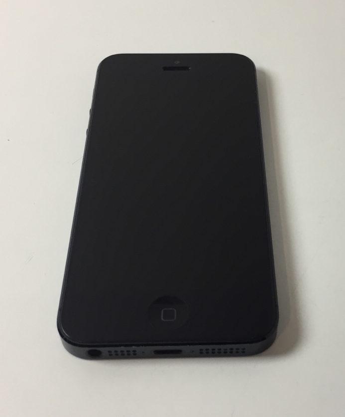 iPhone 5 16GB, 16 GB, Black, Kuva 1
