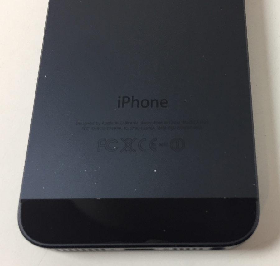 iPhone 5 16GB, 16 GB, Black, Kuva 4