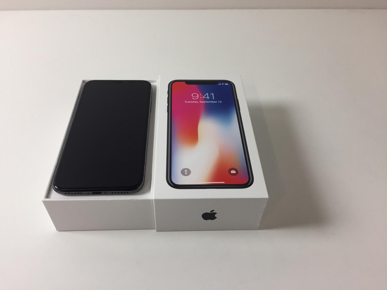 iPhone X 64GB, 64GB, Gray, imagen 2