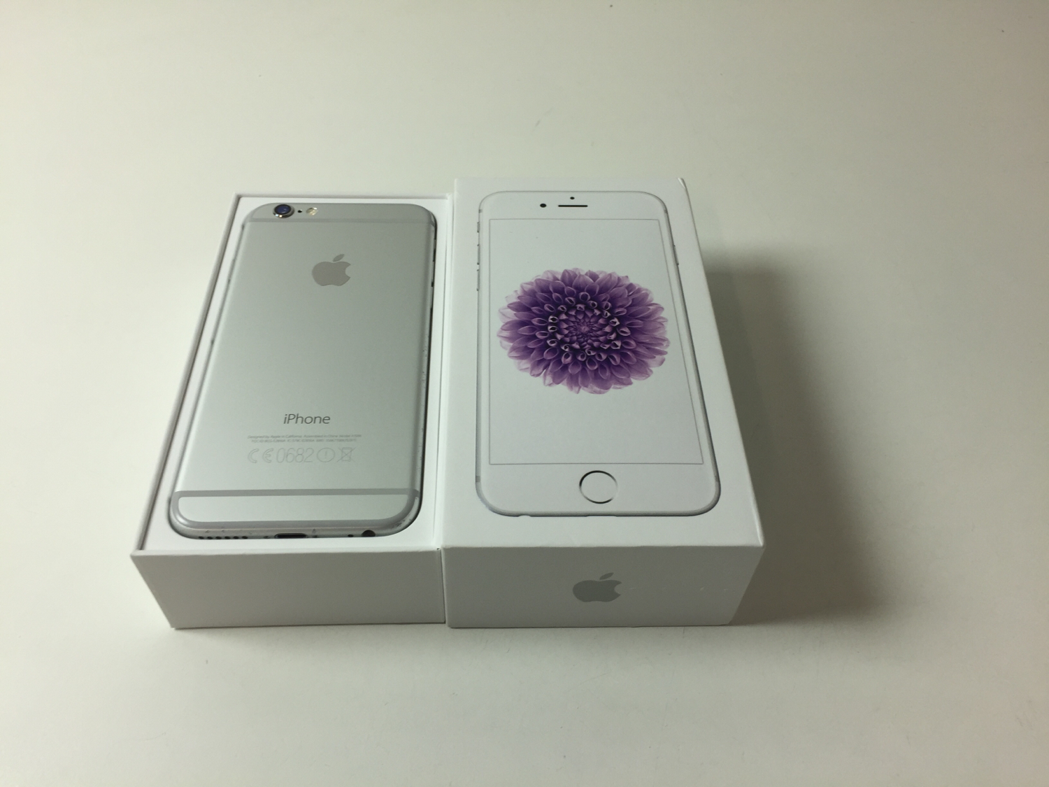 iPhone 6 16GB, 16 GB, Silver, Kuva 5