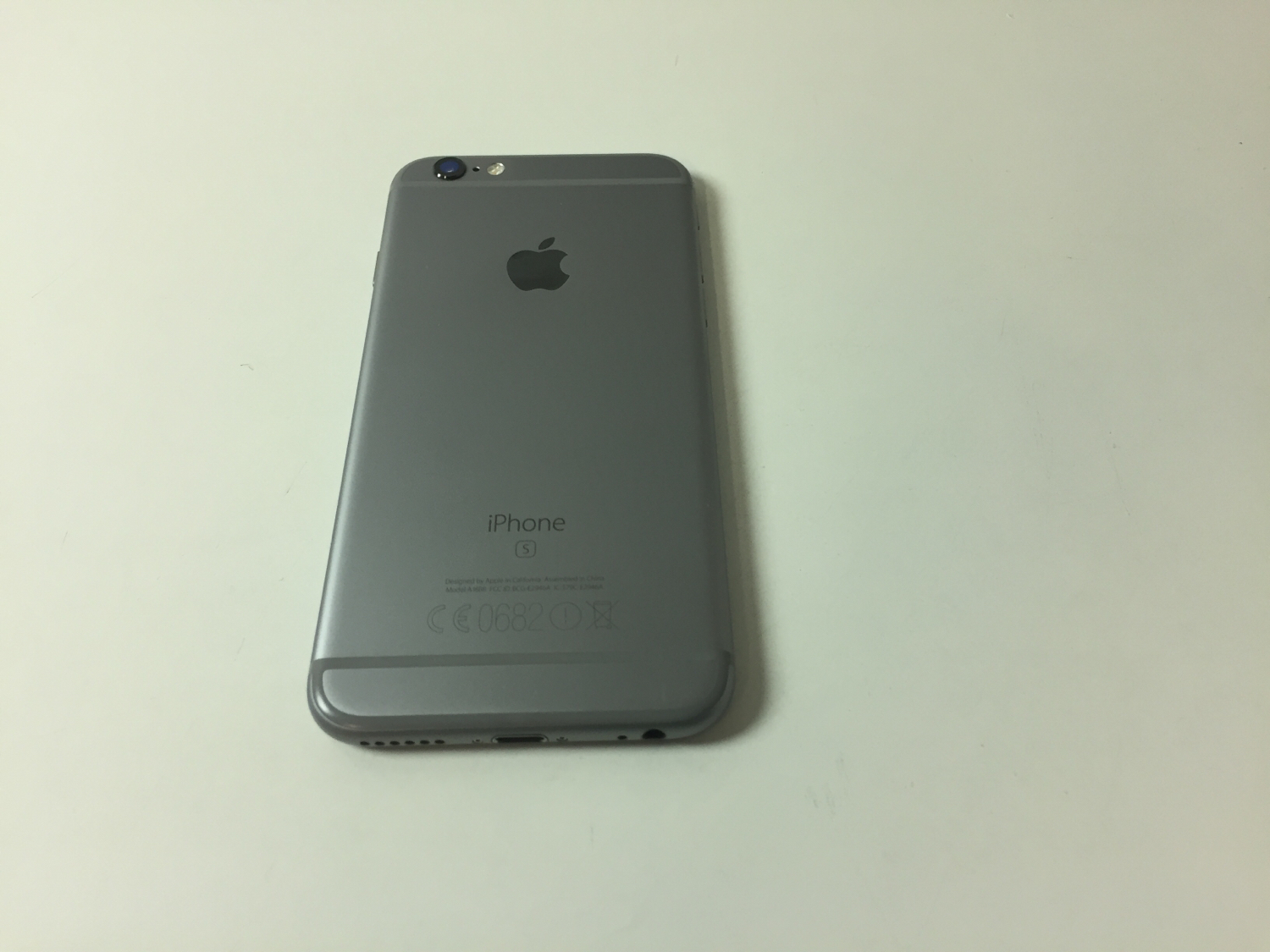 iPhone 6S 16GB, 16GB, Gray, Kuva 2