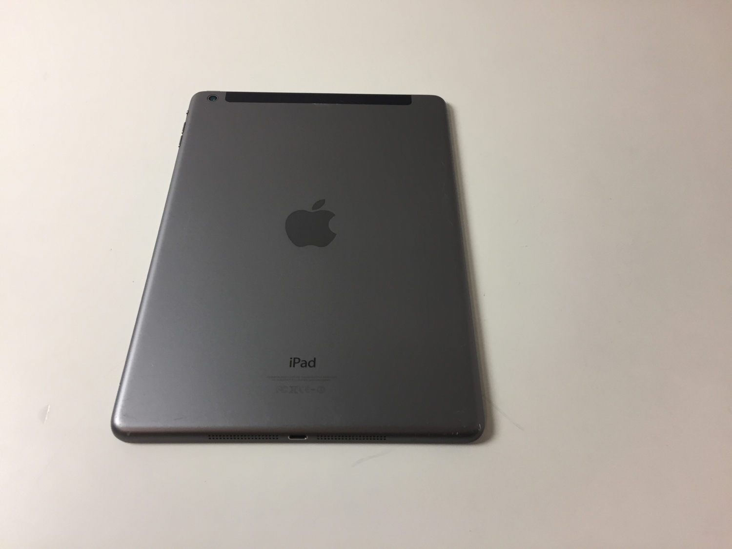 iPad Air Wi-Fi + Cellular 32GB, 32GB, Gray, Kuva 5
