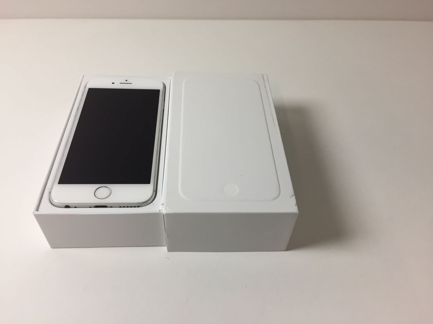 iPhone 6 64GB, 64GB, Silver, bild 1