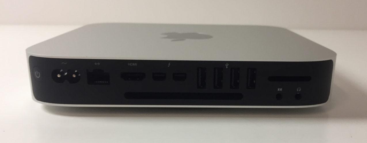 Mac mini (Late 2014), Intel Core i5 1.4 GHz (Turbo Boost 2.7 GHz), 4 GB, 500 GB, Afbeelding 2
