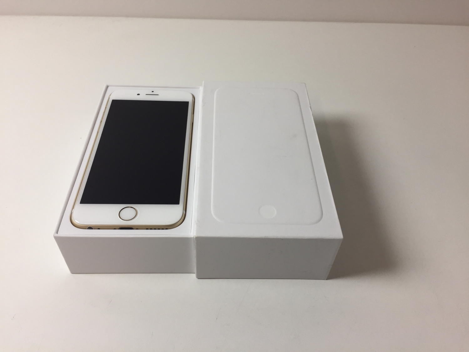 iPhone 6 64GB, 64GB, Gold, bild 1