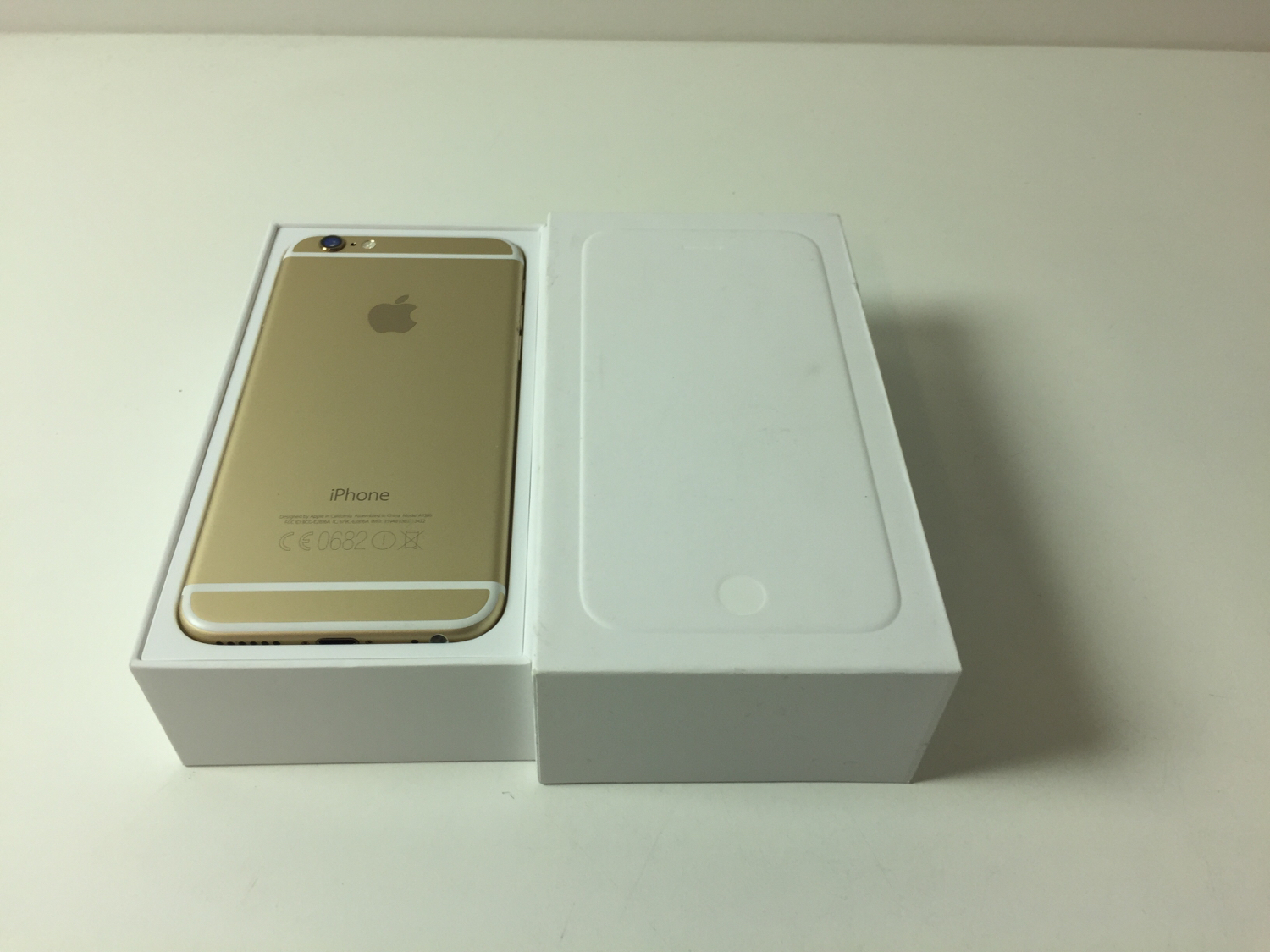 iPhone 6 64GB, 64GB, Gold, bild 2
