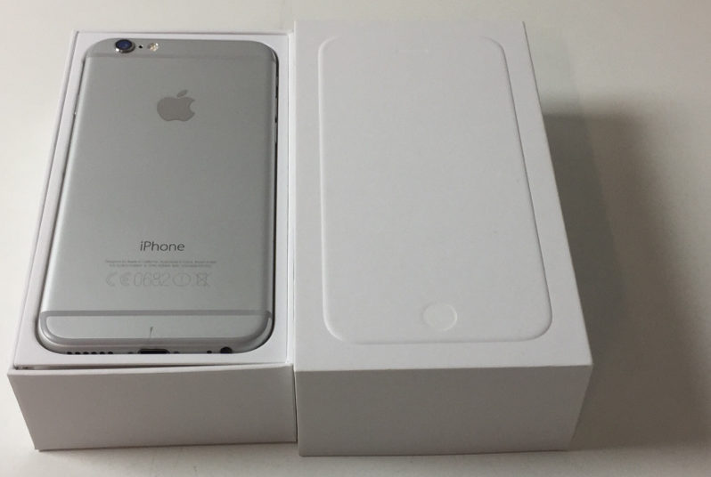 iPhone 6 64GB, 64GB, Silver, Kuva 2