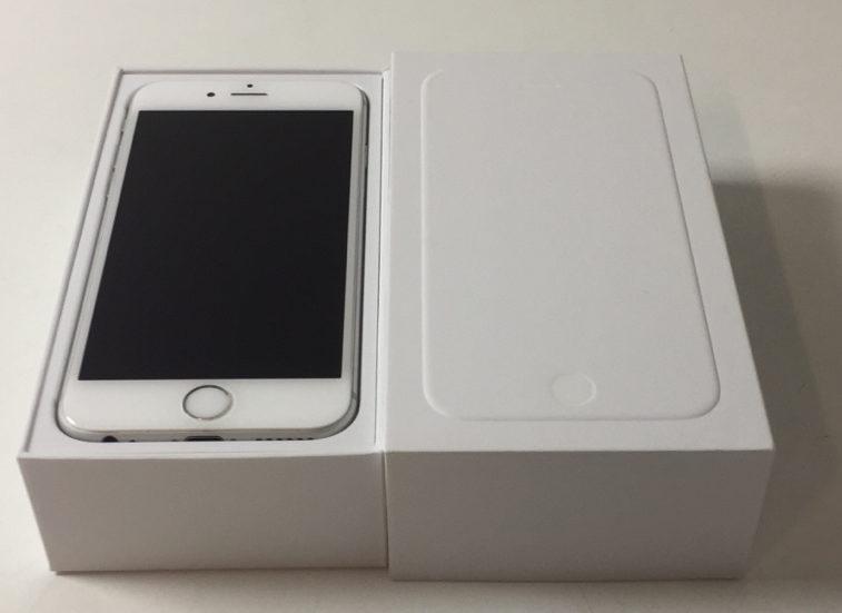 iPhone 6 64GB, 64GB, Silver, Kuva 1