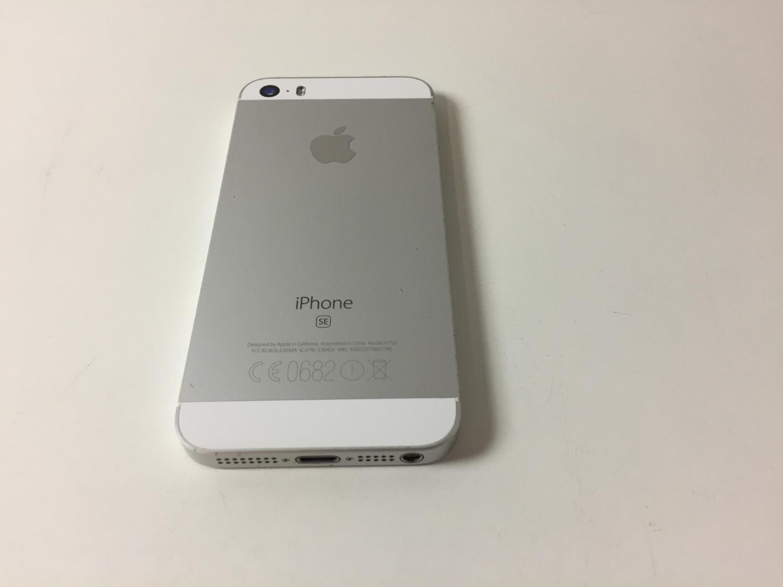 iPhone SE 16GB, 16GB, Silver, bild 2