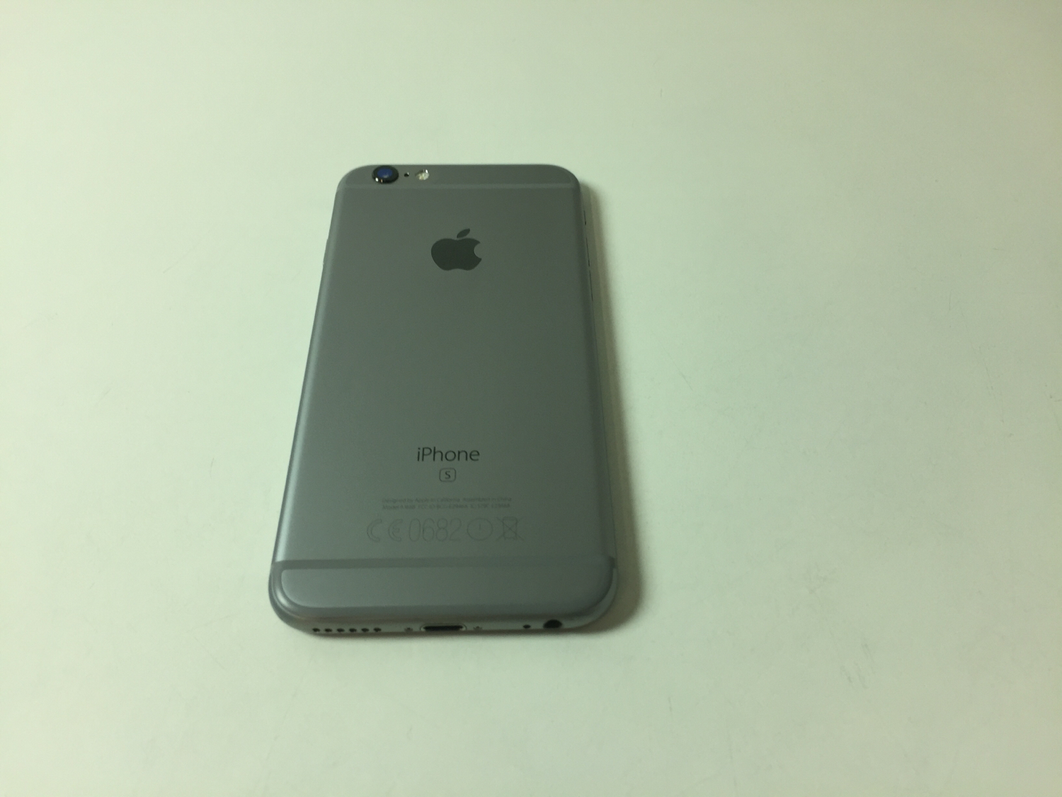 iPhone 6S 16GB, 32GB, Gray, Kuva 2