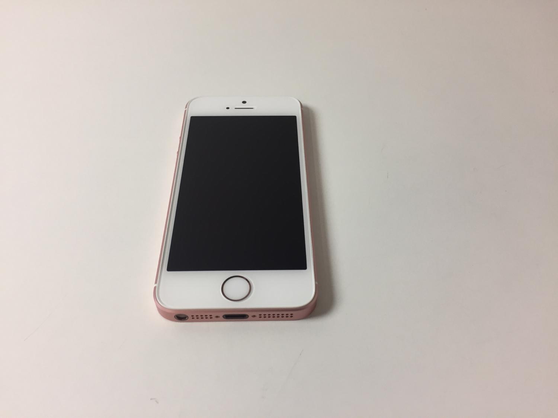 iPhone SE 32GB, 32GB, Rose Gold, Kuva 1