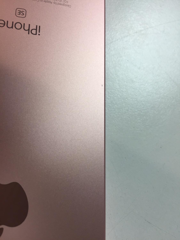 iPhone SE 32GB, 32GB, Rose Gold, Kuva 3