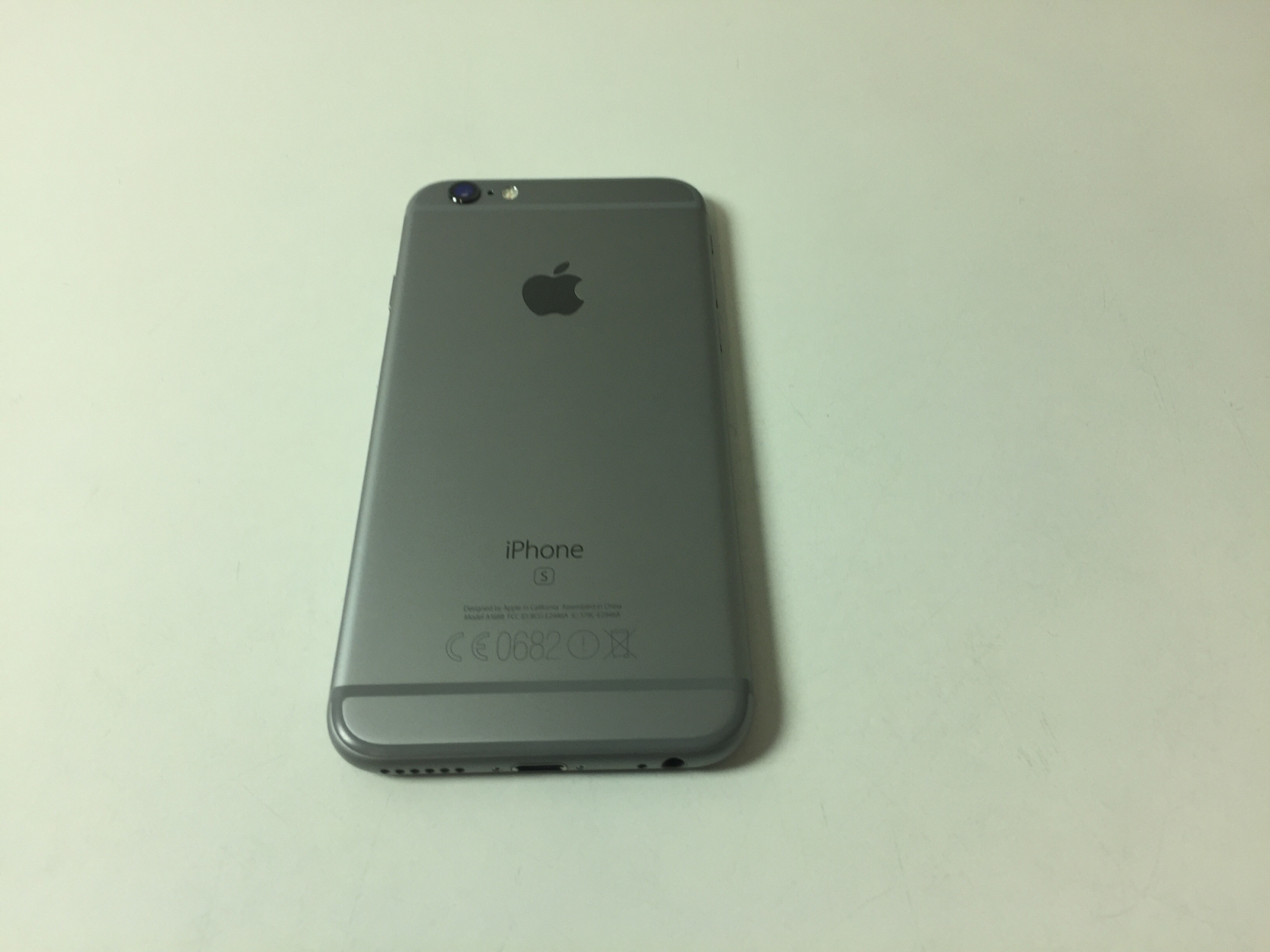 iPhone 6S 16GB, 16GB, Gray, Bild 2