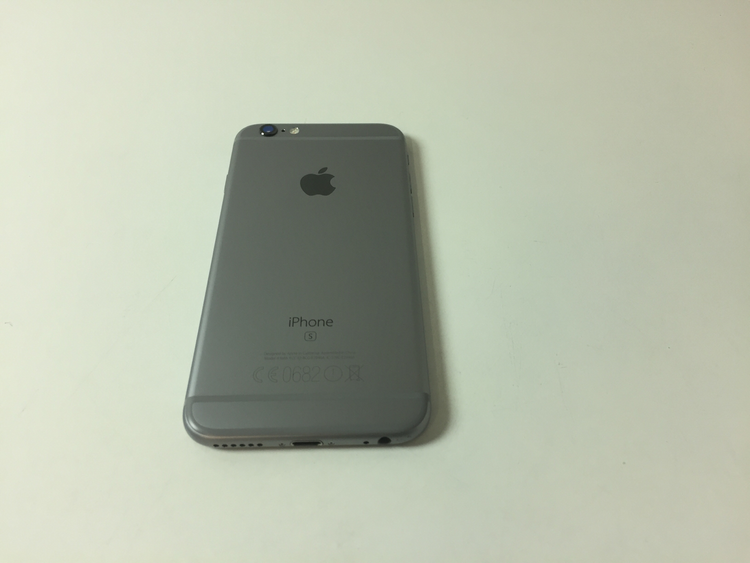 iPhone 6S 16GB, 16 GB, Gray, Afbeelding 2