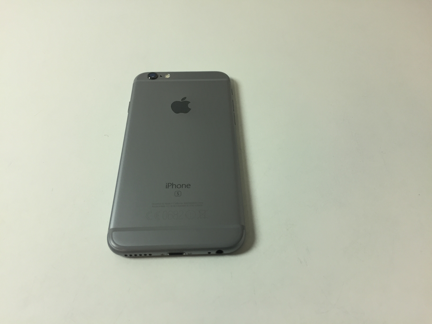 iPhone 6S 16GB, 16GB, Gray, Afbeelding 2