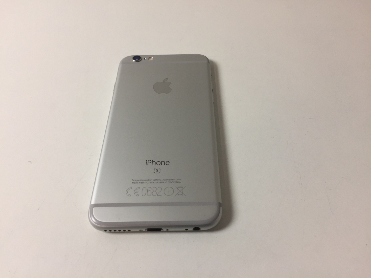 iPhone 6S 16GB, 32GB, Silver, Afbeelding 2