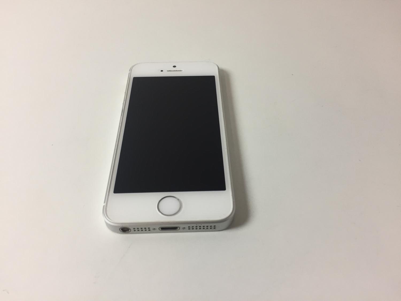iPhone SE 16GB, 64 GB, Silver, bild 1