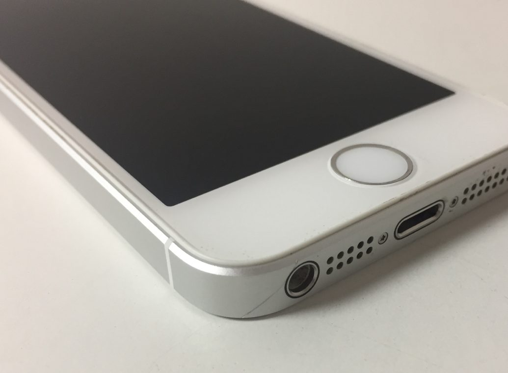 iPhone SE 16GB, 64 GB, Silver, bild 3