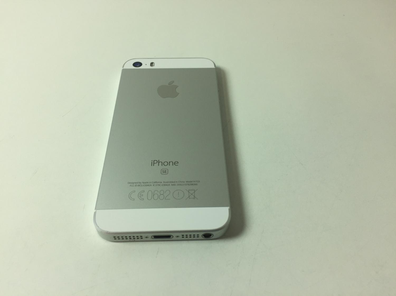 iPhone SE 16GB, 64 GB, Silver, bild 2