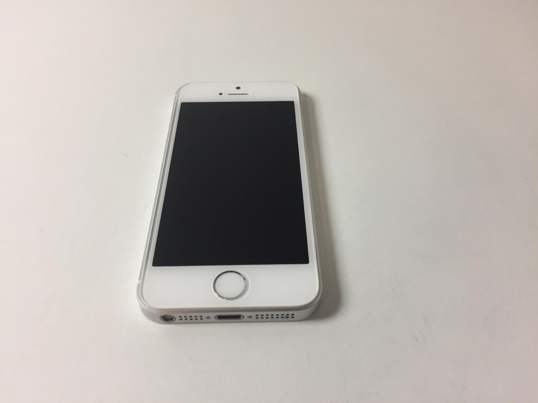 iPhone SE 16GB, 64GB, Silver, Kuva 1