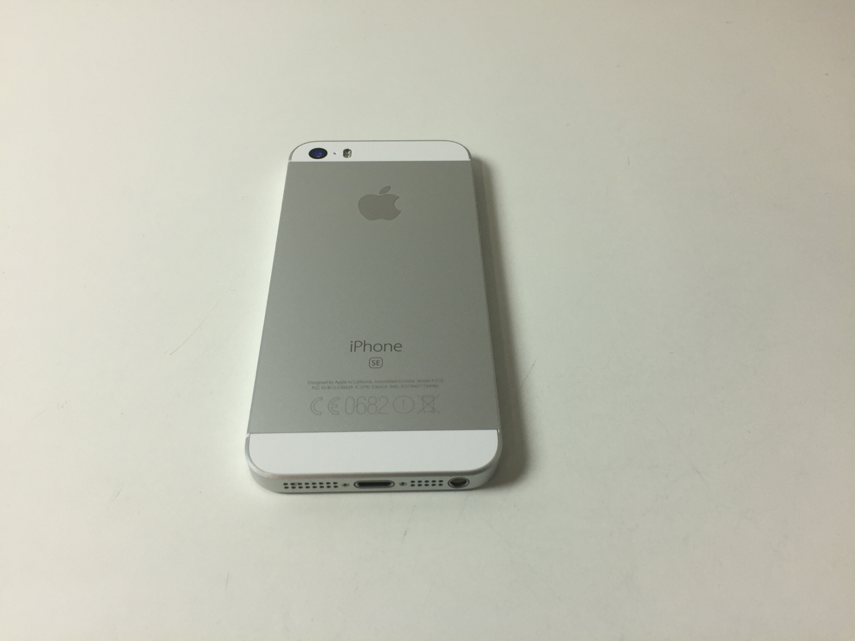 iPhone SE 16GB, 64GB, Silver, Kuva 2