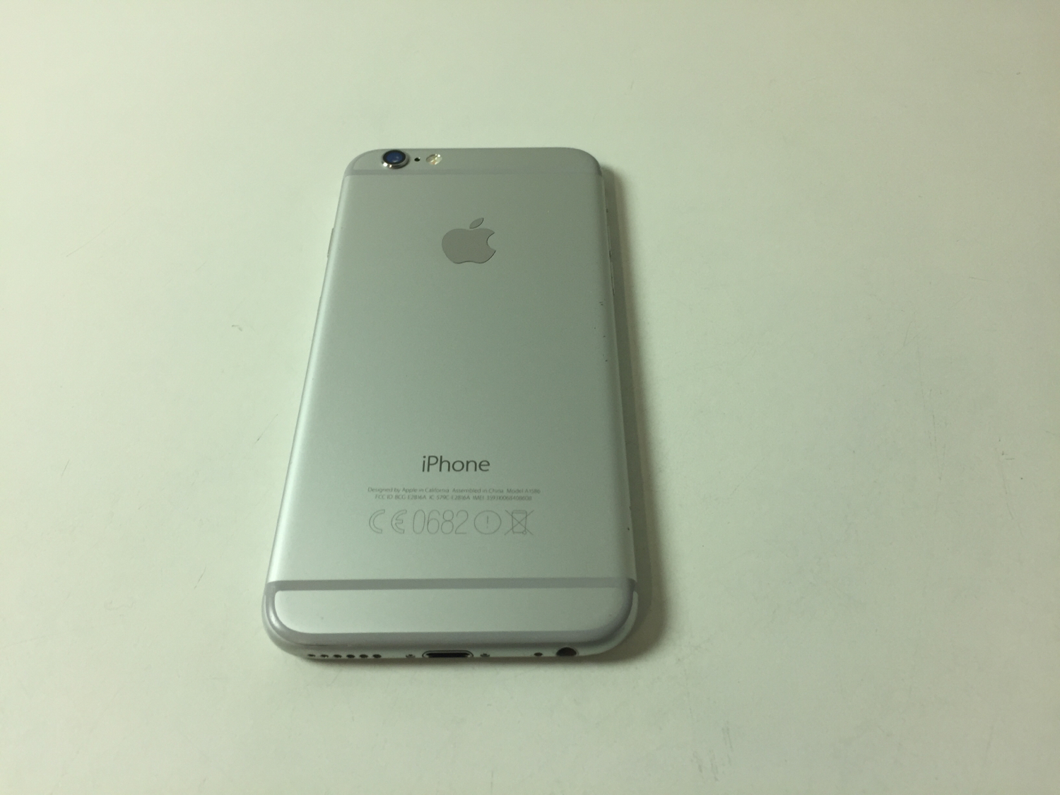 iPhone 6 16GB, 64GB, Silver, Afbeelding 2
