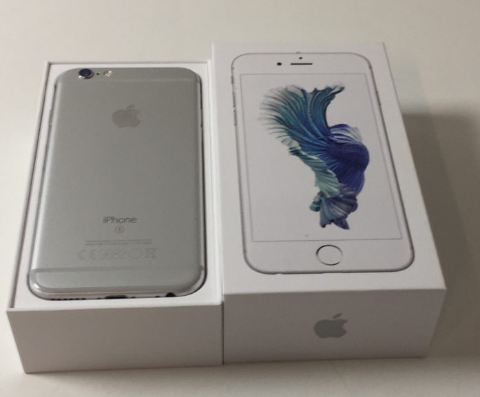 iPhone 6S 64GB, 64GB, Silver, bild 2