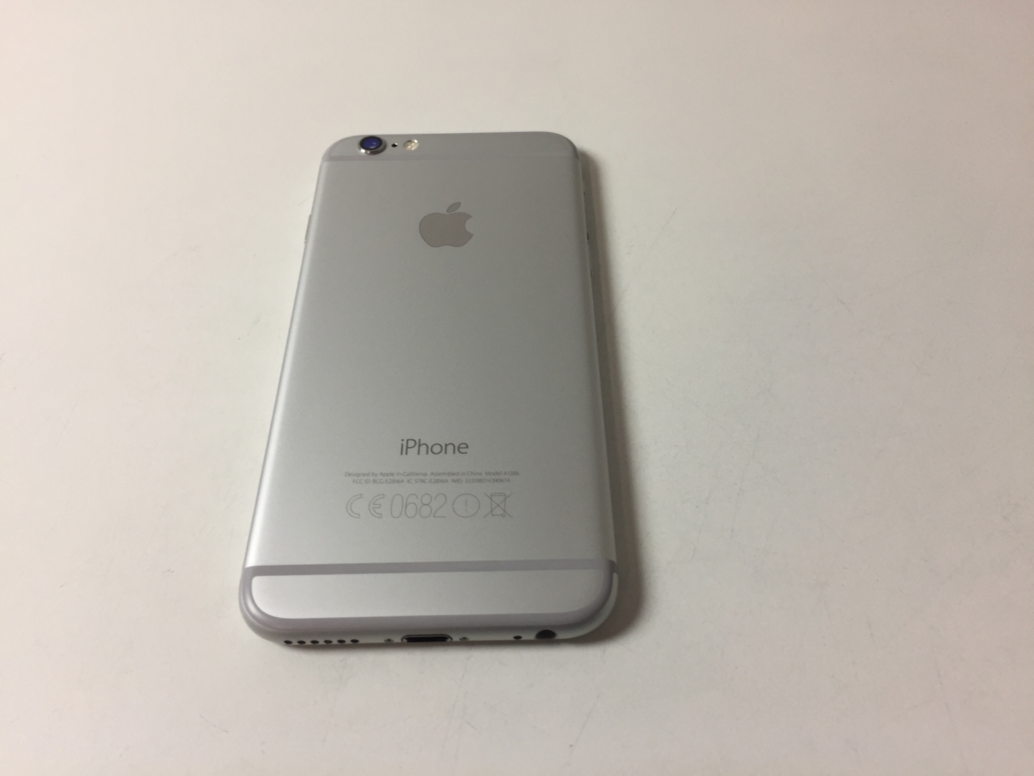 iPhone 6 16GB, 16GB, Silver, Kuva 2