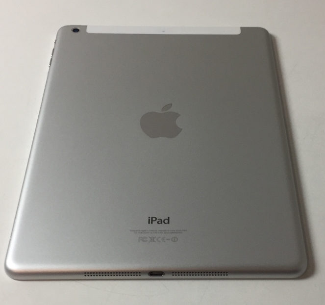 iPad Air Wi-Fi + Cellular 128GB, 16GB, Silver, Afbeelding 2