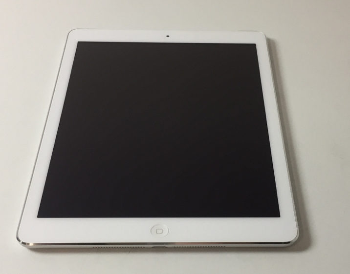iPad Air Wi-Fi + Cellular 128GB, 16GB, Silver, Afbeelding 1