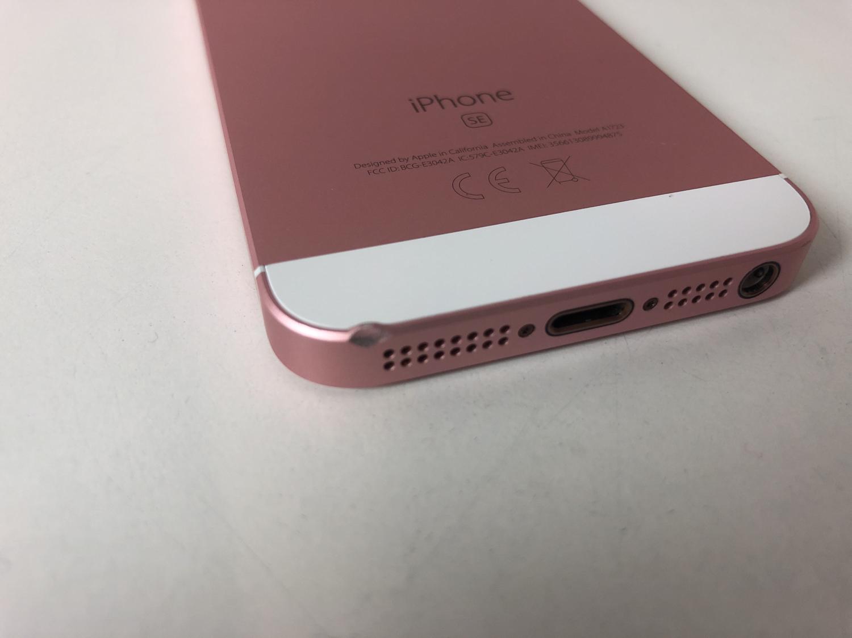 iPhone SE 32GB, 32GB, Rose Gold, bild 3