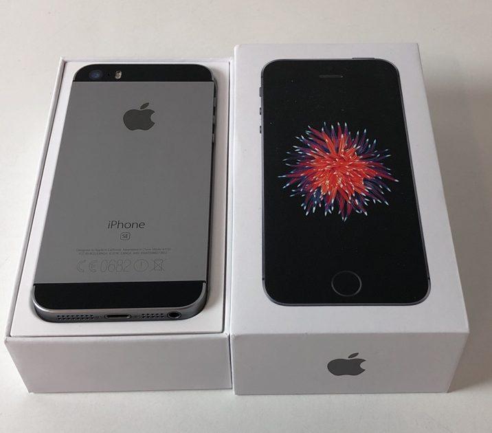 iPhone SE 32GB, 32GB, Gray, Afbeelding 2