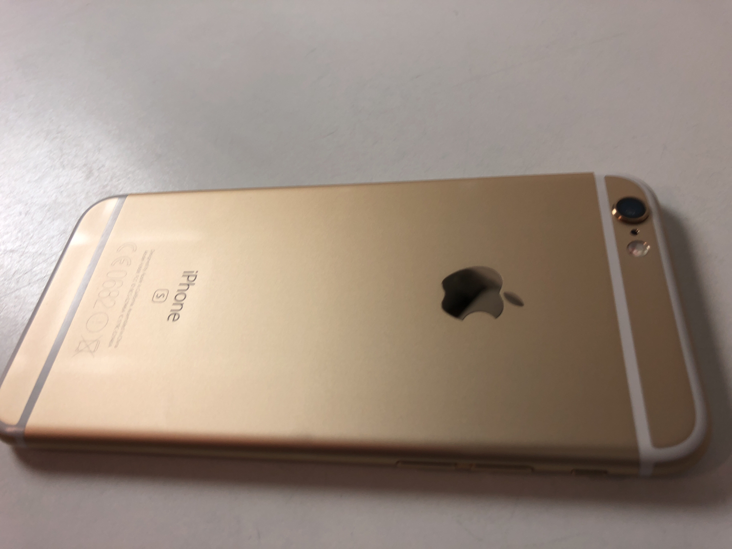 iPhone 6S 16GB, 16GB, Gold, Kuva 4