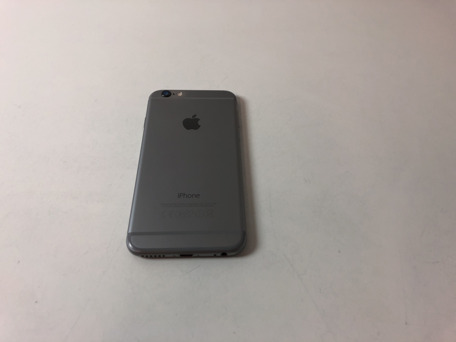 iPhone 6 128GB, 128 GB, Gray, Kuva 2