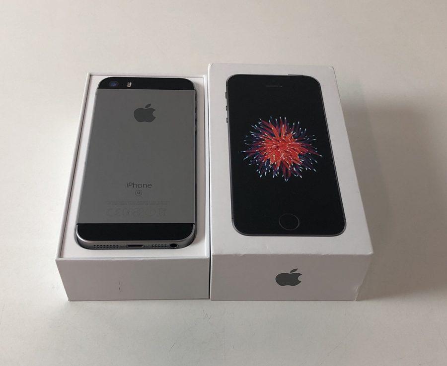 iPhone SE 32GB, 32GB, Gray, imagen 2