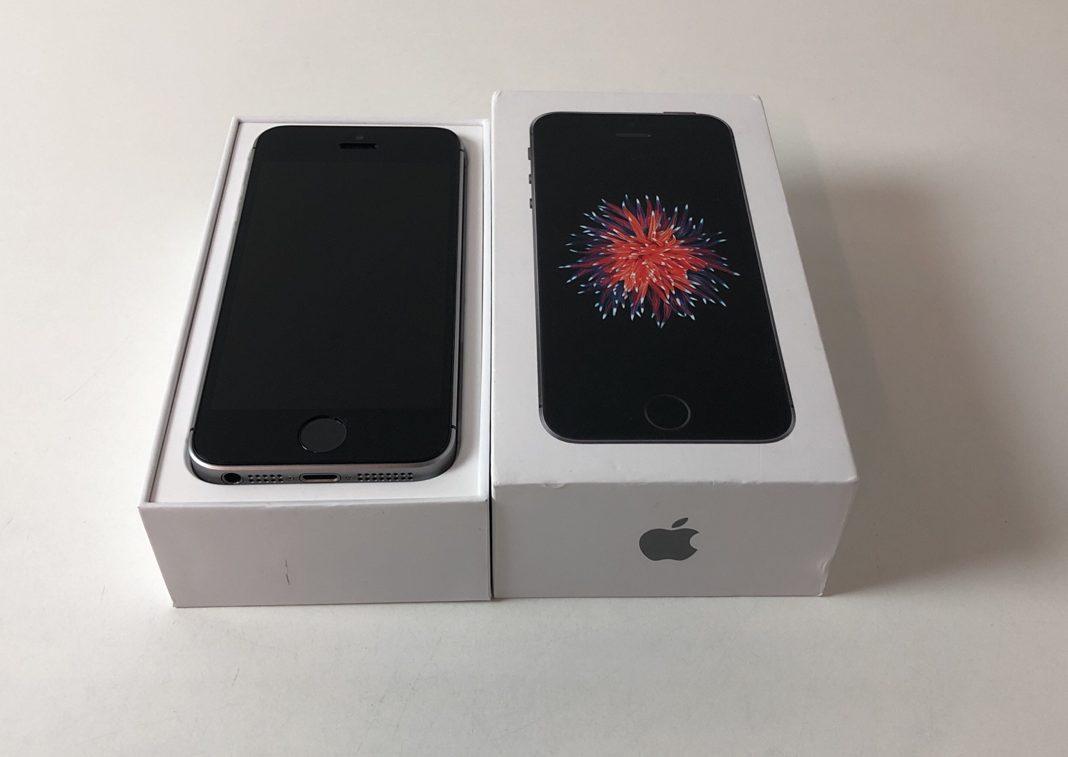 iPhone SE 32GB, 32GB, Gray, imagen 1