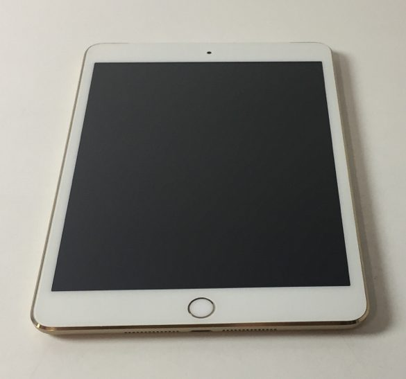 iPad mini 3 Wi-Fi + Cellular 16GB, 16 GB, Gold, Kuva 1