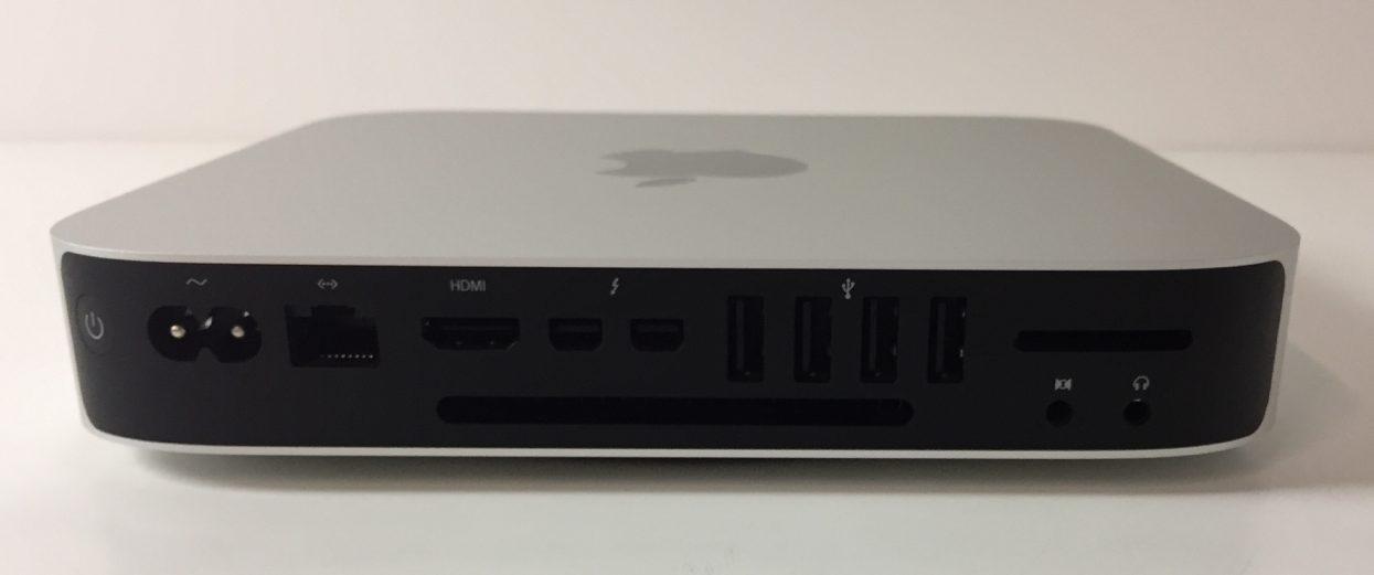 Mac Mini Late 2014 (Intel Core i5 2.8 GHz 16 GB RAM 256 GB SSD), Intel Core i5 2.8 GHz (Turbo Boost 3.3 GHz), 16 GB, 256 GB SSD, Afbeelding 2