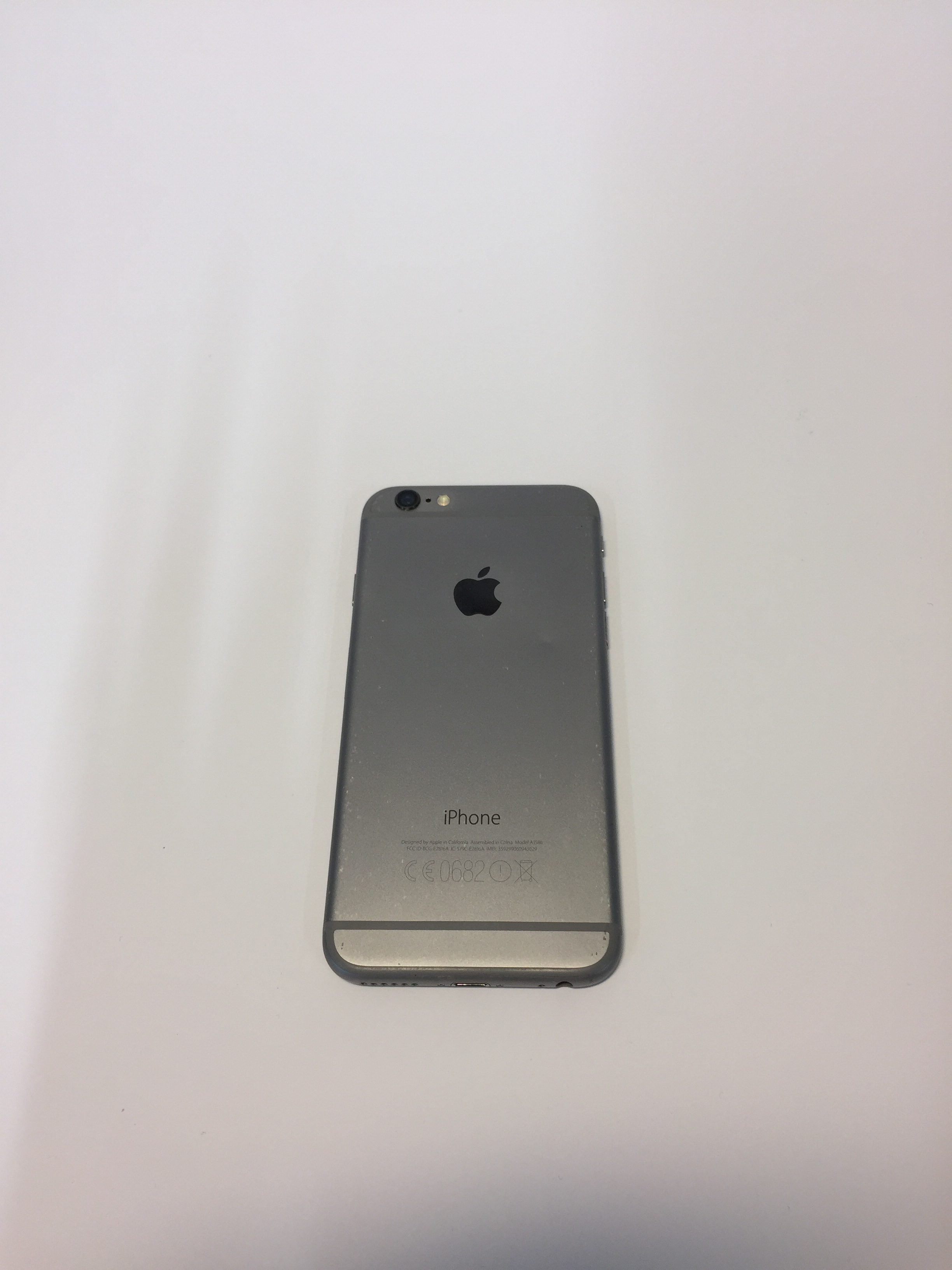 iPhone 6 64GB, 64GB, Space Gray, Afbeelding 2
